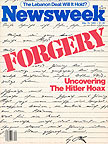 Newsweek Uncovering Forgeries