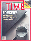 Time Magazine Forgery