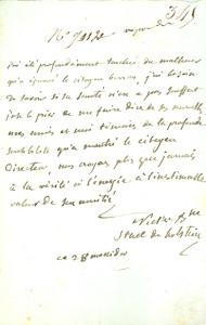Stael, Madame de. Anne Louise Germaine Necker