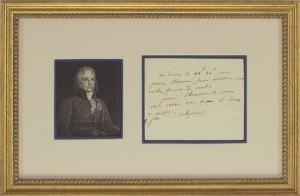 Tallyrand, Charles Maurice de