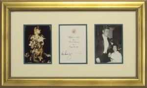 Kennedy, John F and Jacqueline