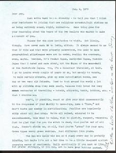 Salinger, J D