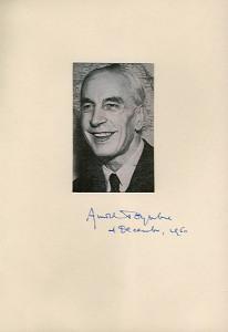 Toynbee, Arnold
