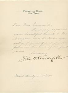 Rockefeller, John D